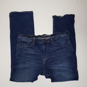 Old Navy jeans bootcut/semi-evase 38x32